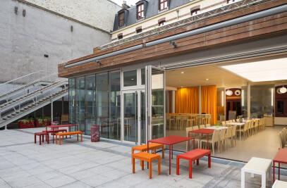 Cafeteria Malesherbes, Sorbonne University