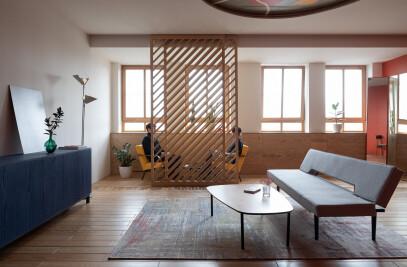 Apartment as Medina