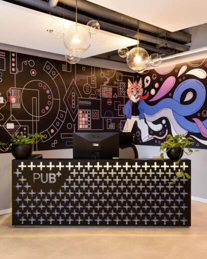 Pub+ HQ