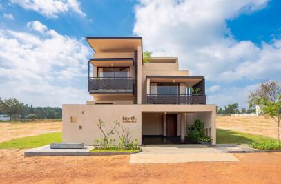 Earth Villa (Interiors)