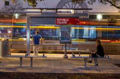MetroRapid Stations