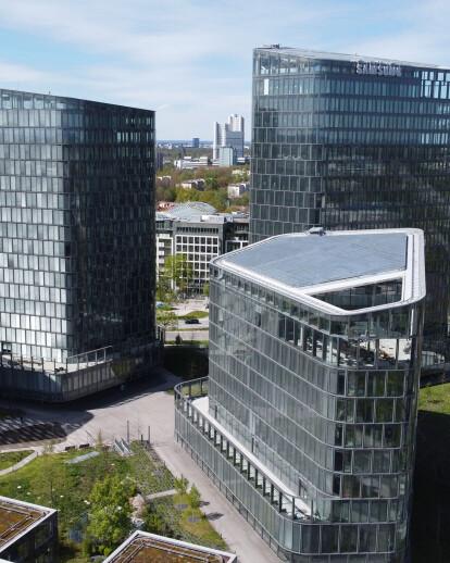 Lobbies Bavaria Towers
