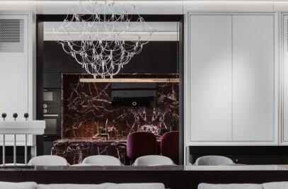 Gentlemen's apartment