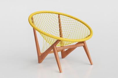 Escuna Lounge Chair