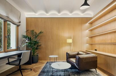 Reforma de un piso en Bonanova, Barcelona