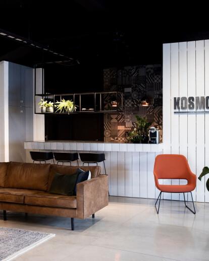 office Kosmos & Kaos Offices – Reykajvík