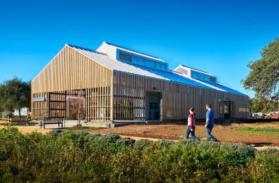 The O'Donohue Family Stanford Educational Farm