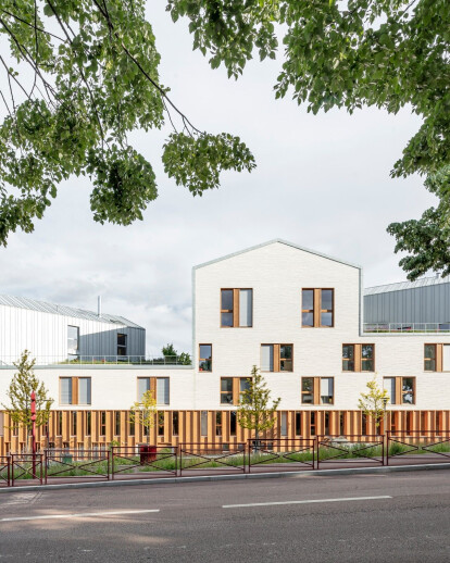 Residence for students in Sceaux