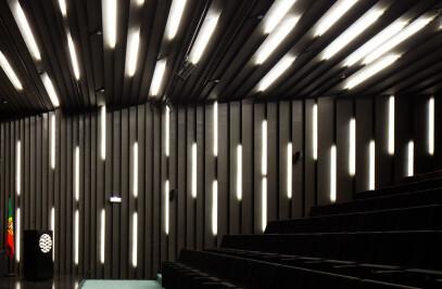 Lisbon Oceanarium Auditorium