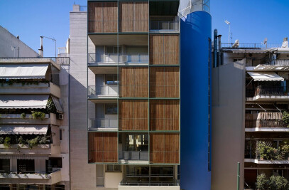 Apartment Building - Pagkrati