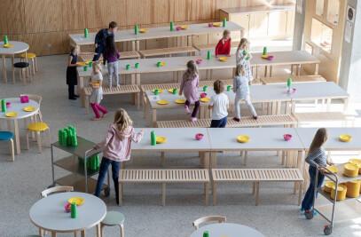 Kalvebod Fælled School