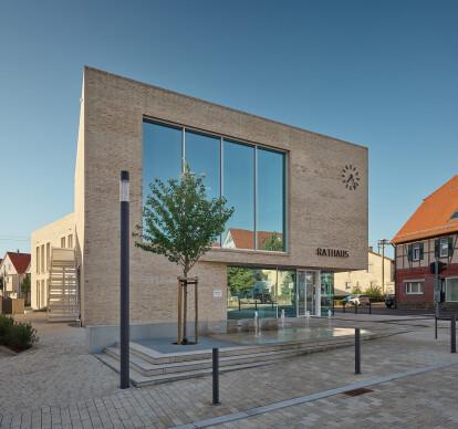New Town Hall Baltmannsweiler