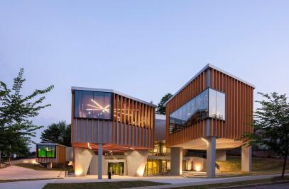 William O. Lockridge/Bellevue Library