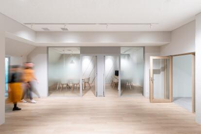 Reception - entrance