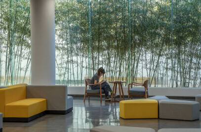 Reconstruction of Yanjiao Campus Library