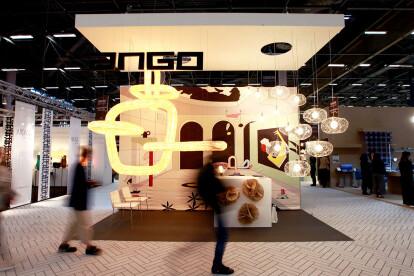 Ango in Maison et Objet 2020, Paris