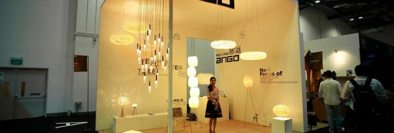 Ango in M&O Singapore, 2015