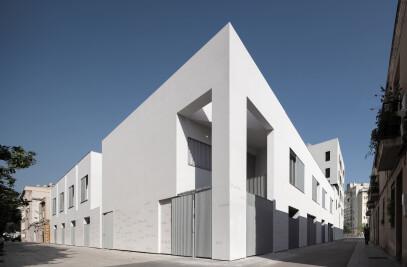 Twelve Houses in Carrer Fernando Poo
