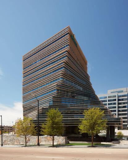 Dallas Rolex Tower