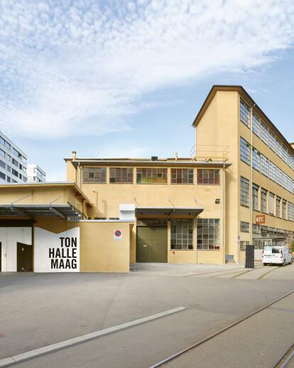 Maag Concert Hall, Zurich