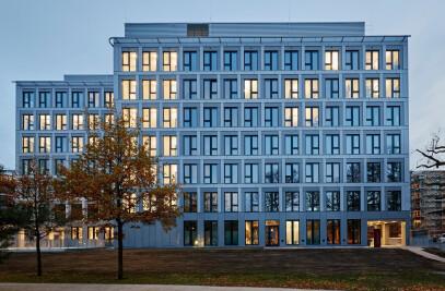 Lindbergh - Parkside Office