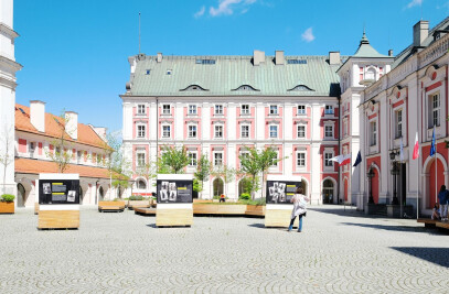Refurbishment of the New Poznań's City Hall