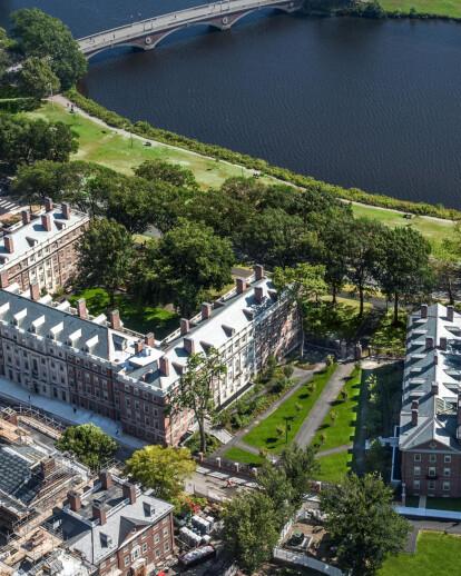 Harvard Undergraduate House Renewal Winthrop House