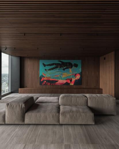 BOP Vancouver House Penthouse