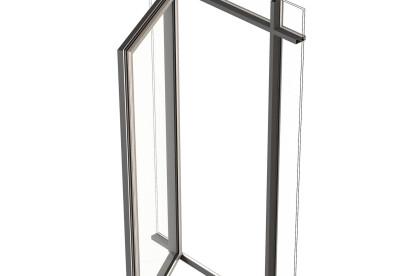 VISS side-hung door