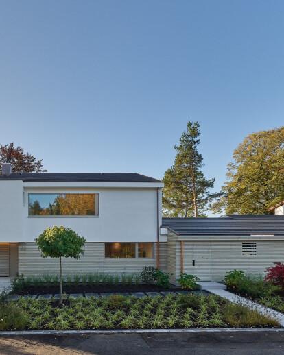 F22 – Conversion of a terraced house in Gerlingen