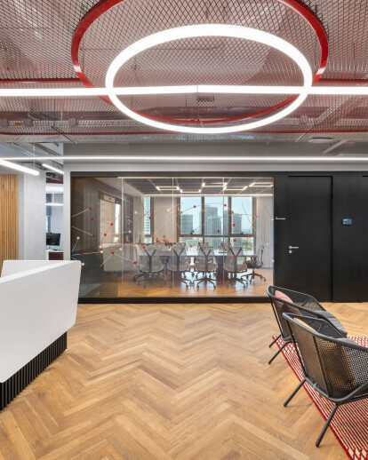 AON Israel offices
