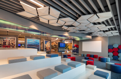 Turkish Airlines Operations Center   Crew Terminal
