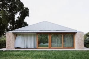 Australia's Kyneton House captures the light, colour and textures of its unique surroundings