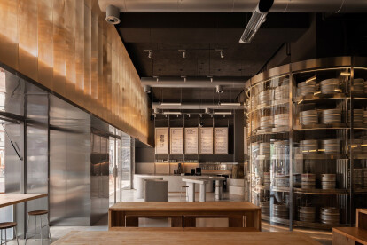 Tsingtao 1903 Taproom by MINOR Lab brings a new brand experience to Beijing beer bar culture