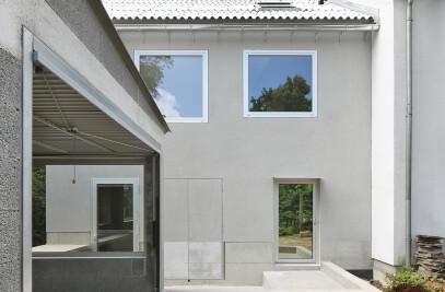 Haus Grau