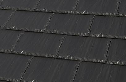 FLAT-5XL CERAMIC ROOF TILE | PLAIN COLOUR LEÓN MATTE