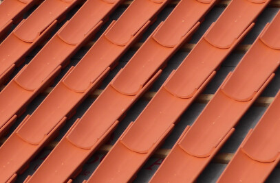 STEP 50/45 ROOF TILE | NATURE RED
