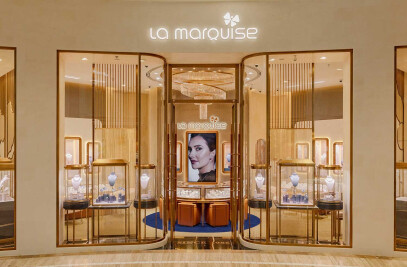 La Marquise Jewellery Showroom, Dubai Mall