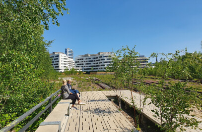 Baumkirchen Mitte