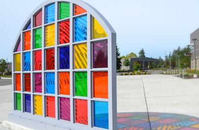 North Thurston High School Art Project