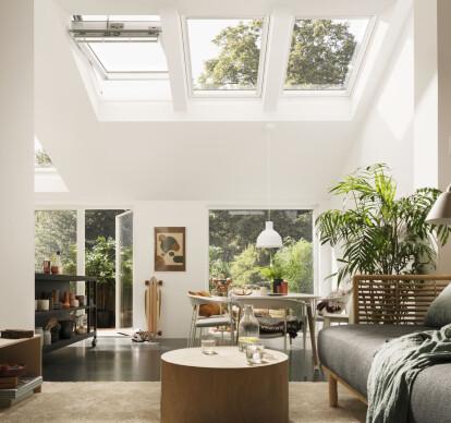 VELUX INTEGRA® electric roof window GGL