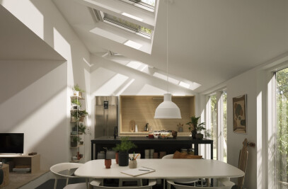 VELUX INTEGRA® electric roof window GGU