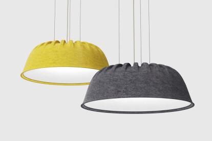 Fost PET Felt Acoustic Lamp