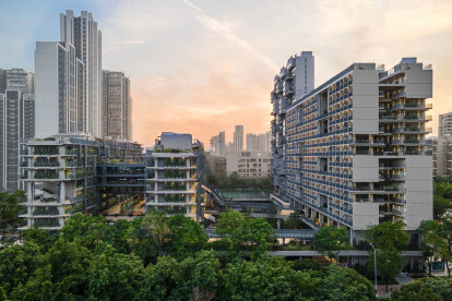 Atelier Li Xiaodong completes the open and interactive Shenzhen College of International Education (SCIE)