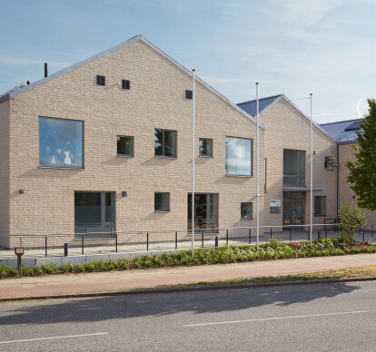 Residential and Daily Care Center in Heide