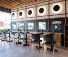 Customer seating