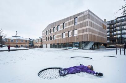 The School on Duevej