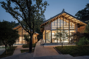 Old and New Coexistence: Xinzhaiping Village Renewal by United Practice Architects