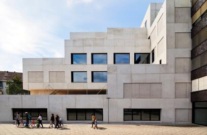 Neubau Primarschulhaus Erlenmatt, Basel