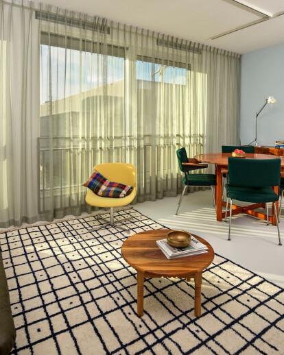 Compact apartment Zeeburgereiland